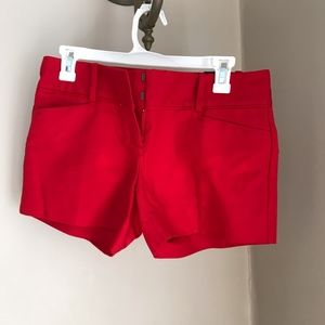 Red Shorts